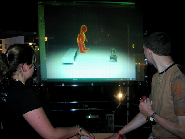 Games Convention Leipzig 2005